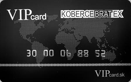 Akcia na VIP kartu 50 % zľava